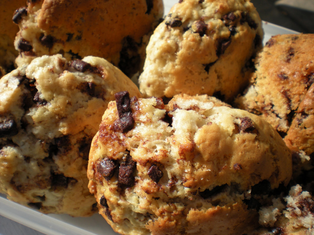 Best Ever (And Most Versatile) Muffins!